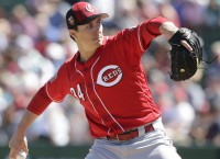 Bailey pitches series opener for Reds vs. Pirates