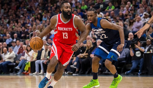 Rockets soar past Wolves with 50-point 3rd