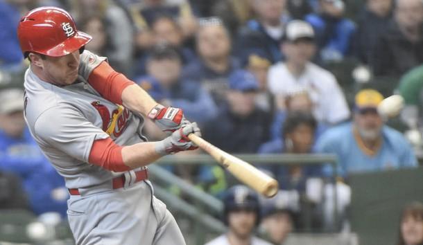 Cardinals send Gyorko to 10-day DL, recall Bader from Memphis