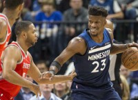 Timberwolves attempt to even series with Rockets