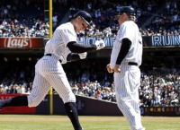 Yankees try to stay above .500 vs. Blue Jays