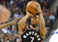 Raptors, Lowry try to keep it going vs. Trail Blazers