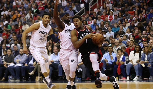 DeRozan carries Raptors over Wizards for 3-2 lead