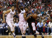 Raptors host Cavs in matchup of new-look clubs
