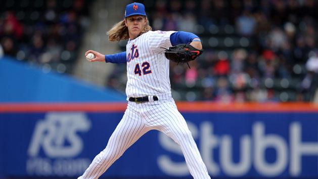 Mets' Syndergaard tries to subdue Braves