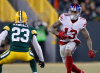 NFL Notebook: Giants unlikely to deal Beckham
