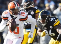 RGIII agrees to one-year deal with Ravens