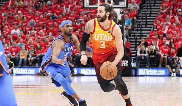 Mitchell, Jazz dump Thunder for 3-1 series lead