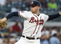 Braves' Newcomb hopes to rebound vs. Marlins