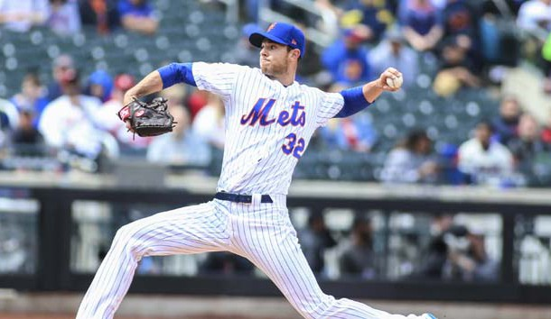 Brewers stop Mets' winning skein with 5-1 victory