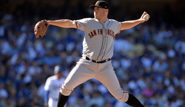 Giants blast Mariners, 10-1