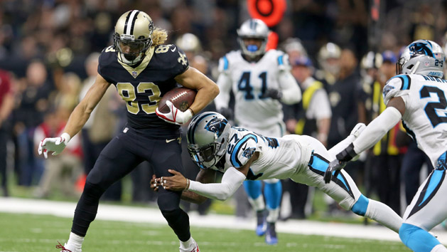Saints decline to match Ravens' offer for WR Snead