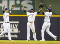Brewers to raise Cain versus Braves