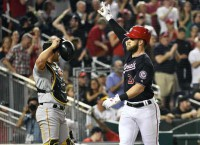 Nats' Harper hopes to lead way again vs. Pirates