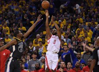 Dubs-Rockets series heads back to Houston tied 2-2