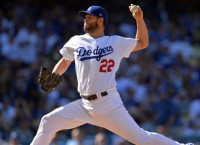Dodgers to unleash Kershaw on Braves