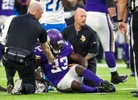 Vikings RB Cook 'ahead of schedule' in ACL rehab