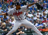 Braves make rotation change for opener vs. Boston
