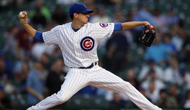 Cubs' righty Kyle Hendicks will start Tuesday's game against the Tigers. Photo Credit: Jim Young-USA TODAY Sports