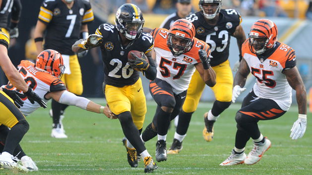 NFL Notes: Bell, 3 others to play under franchise tag