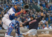 Indians' injured OF allows Cabrera to play vs. Astros