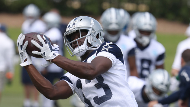 Cowboys WRs expect to open eyes