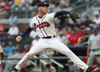 Braves look to continue road trip success vs. Giants