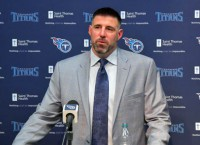 Titans' Butler sees some Belichick in Vrabel