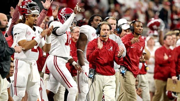 Alabama's Saban tests positive for COVID-19