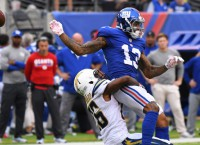 Shurmur: Beckham 'pretty close' to being cleared