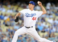 Dodgers activate Hill for run at postseason rotation