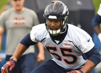 Broncos' Chubb prepared to step in for injured Ray