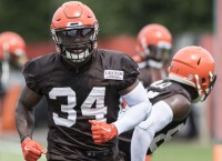 Backfield strategy for Browns: Ride the hot hand