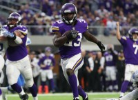 Vikings RB Cook cleared for team drills