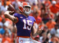 Ex-Clemson QB Johnson headed to Northwestern