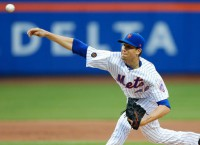 Mets hoping for deGrom magic against Rays