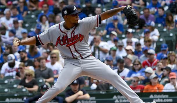 Julio Teheran has been inconsistent the last two seasons with the Braves.   (Matt Marton-USA TODAY Sports)