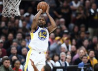 Kerr: Durant could play after just one practice