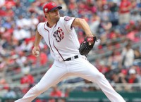 Nationals' Scherzer set to come off IL on Thursday