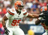 Health, availability key for Browns' Garrett
