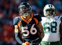 Broncos being cautious with OLB Ray