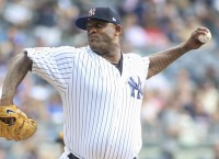 Sabathia aiming for 245th career win vs. Blue Jays