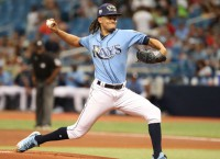 Archer on display as Rays visit Orioles