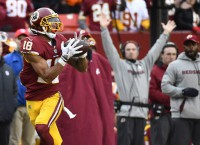 Redskins' WR Doctson prepares for huge leap