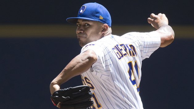 Brewers aim to keep pushing Cubs
