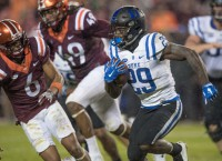 Virginia Tech DB Reynolds dismissed from team