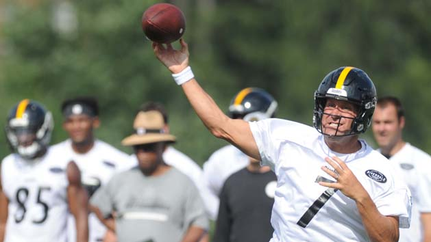 NFL Notes: Roethlisberger in concussion protocol