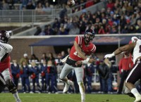 Ole Miss gets early gauge on 'big stage'