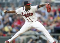 First-place Braves face Rays in short series