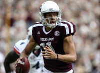 Fisher names QB Mond the starter for A&M